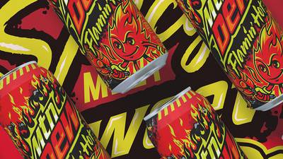 Mountain Dew Is Flamin' Hot Tuesday!