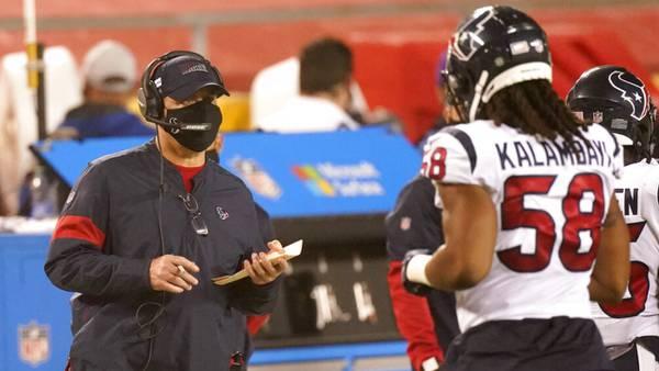 Houston Texans fire Bill O'Brien as coach and GM