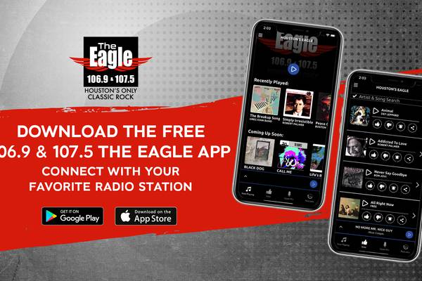 Download the Houston's Eagle App