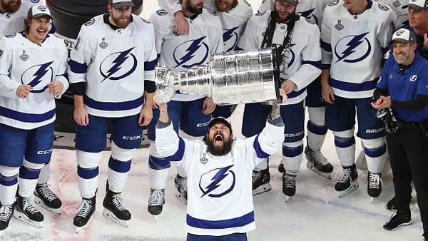 Photos: Tampa Bay Lightning beats Dallas Stars to win Stanley Cup