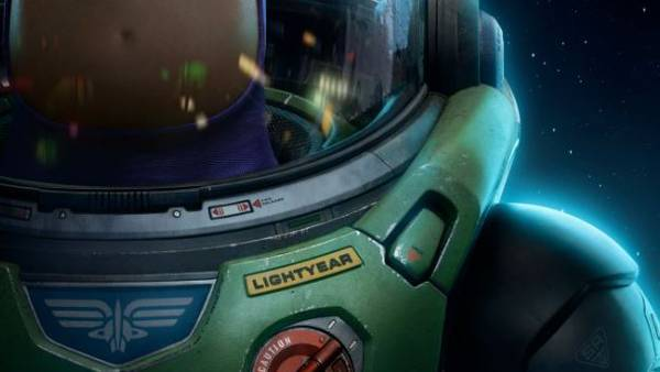 What's the Buzz: Trailer for Pixar film 'Lightyear' debuts exclusively on GMA