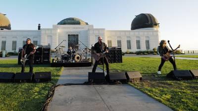 Metallica announces Las Vegas show with Greta Van Fleet