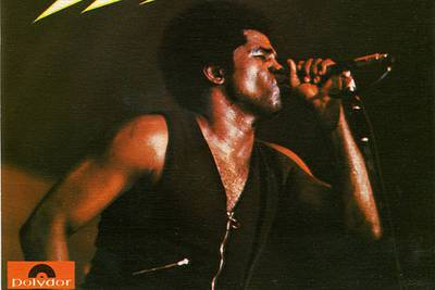50 Years Ago: James Brown Starts Up His 'Sex Machine'