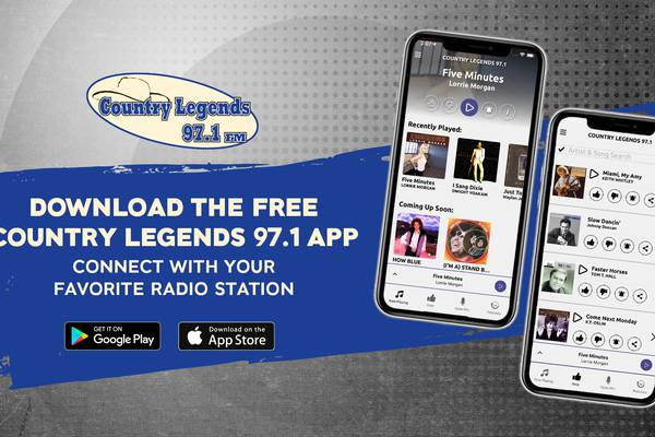 Download the Country Legends App