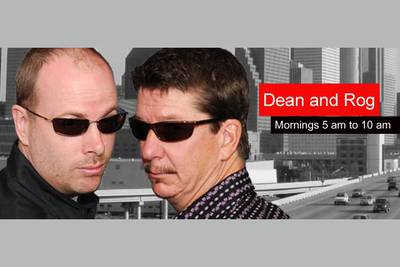 Check out the latest from Dean and Rog!