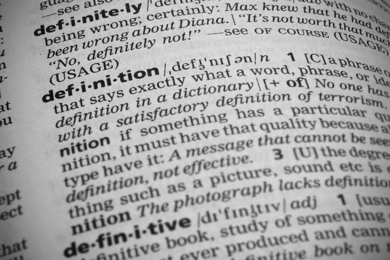 FILE PHOTO: Dictionary.com has added 750 new words to the lexicon.