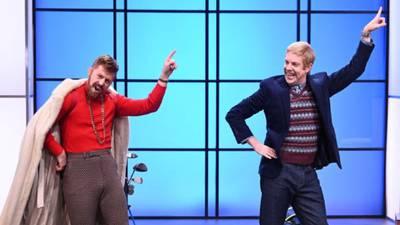 "Ellen DeGeneres reacts to Jason Sudeikis' ""hilarious"" 'SNL' spoof sketch, ""Mellen"""