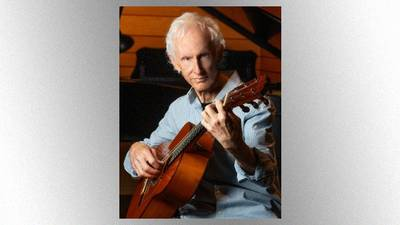 The Doors' Robby Krieger performing at star-studded benefit show for ailing friend this Sunday