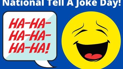 National Tell A Joke Day