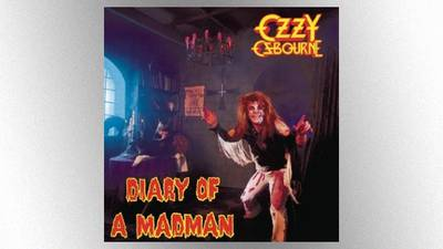 Ozzy Osbourne announces 40th anniversary 'Diary of a Madman' digital reissue