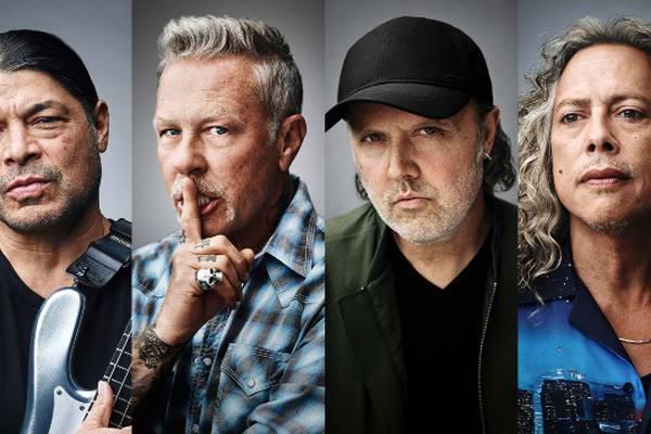 Enter Professor Sandman: Metallica launches own Masterclass