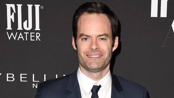 Bill Hader explains why he's so tired working on 'Barry' after the pandemic, and making 'Addams Family 2' with parents in mind