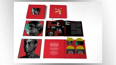 The Rolling Stones' 40th anniversary 'Tattoo You' reissue hit stores today