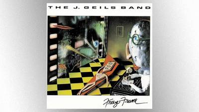 The J. Geils Band's chart-topping 1981 album 'Freeze-Frame' celebrates its 40th anniversary