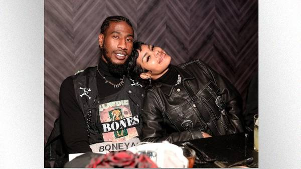 Teyana Taylor reveals benefits of being away from husband as he competes on 'Dancing with the Stars'