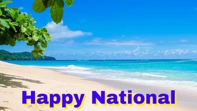 Happy National Beach Day!