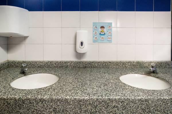 Florida teacher investigated, accused of making boys clean 'untidy' restroom
