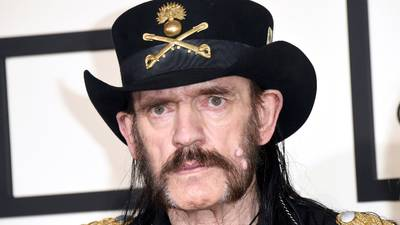 Grow a Lemmy mustache to raise awareness for Movember men's health campaign